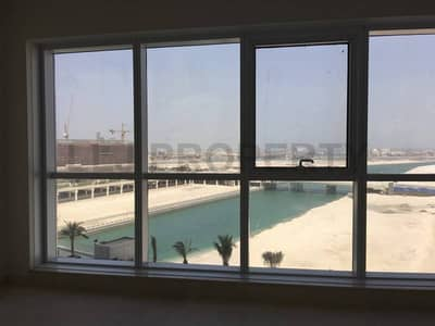 1 Bedroom Flat for Rent in Al Reem Island, Abu Dhabi - Brand New : Large One Bed + Maids Rm : Reem Island