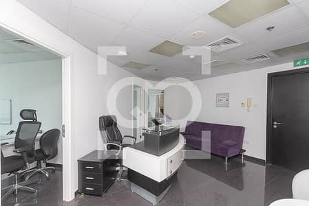 12 cheques   Furnished Office   Near Metro Station