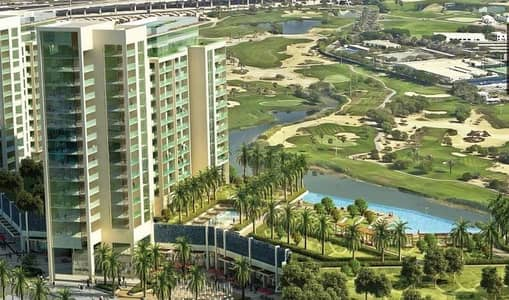 Golf Course View at 3BR+M Emaar The Hills