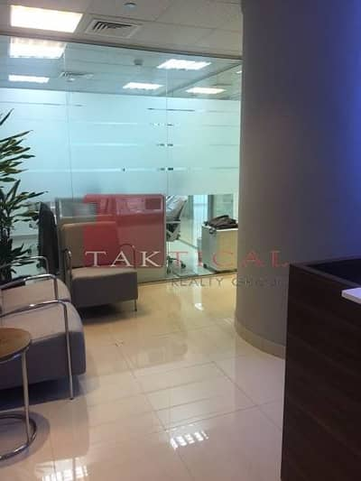 VAT included!! FITTED OFFICE IN PRISM TOWER