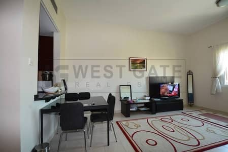 Vacant/Furnished Studio Apartment/ U type/ Med Cluster