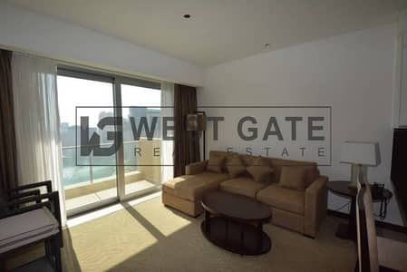 1 Bedroom Flat for Sale in Dubai Marina, Dubai - Furnished 1 BR - High Floor- and Marina Views - TADM