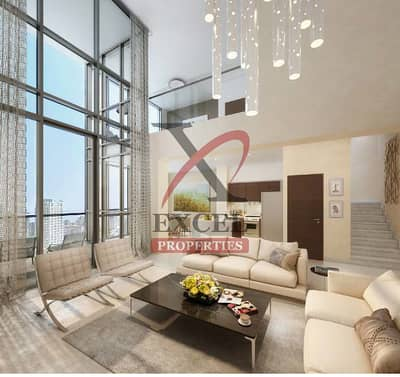Stylish living for 2 BR for sale at Bellevue Tower 1