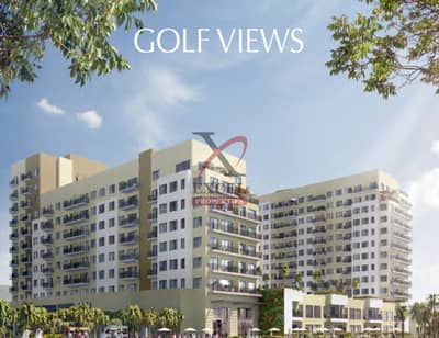 Offers an Easy Payment plan 2 BR for sale at Golf Views Emaar South