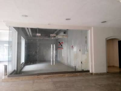 Retail outlet for rent in Al Razi Building 59 at DHCC