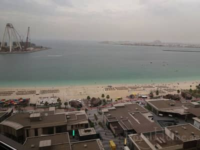 3BR + Maid | Full Sea View | Middle floor