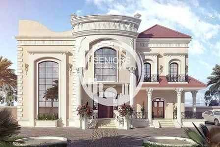 Elegant 6 Bedroom Villa in Khalifa City.