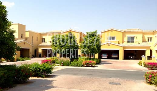 3 Bedroom Villa for rent located in Arabian Ranches