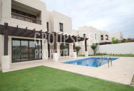 2 Months Rent Free AED 51666 and Move in to your Golf Course Facing Villa