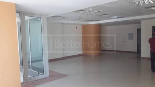 Fitted office space in The Prism Business Bay