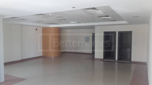 Fitted office space in The Prism at Business Bay