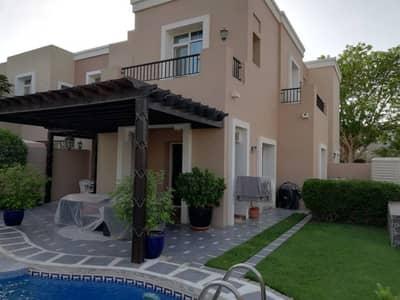 3 Bedroom Villa for Rent in Arabian Ranches, Dubai - TYPE 2E (3 Bedroom + study + maid + private pool)