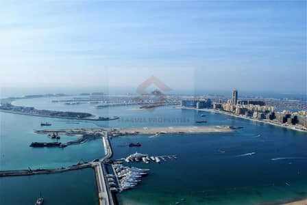 Full Sea View 4 Bedrooms  High Floor  Elite Residence  Dubai Marina
