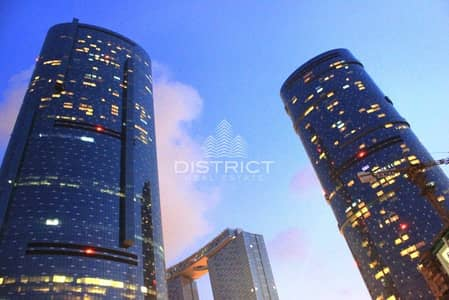 Furnished Office in Sky Tower with 6 Available Parking
