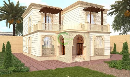 High End 6 Bedrooms Villa Available Now.