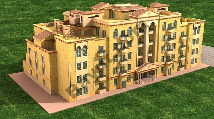 Yasmin Village The Apartments Exterior View