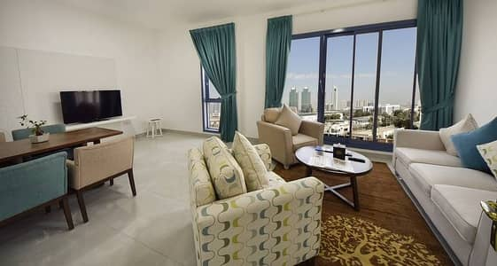 2BR furnished apartment, Jannah Place City Center