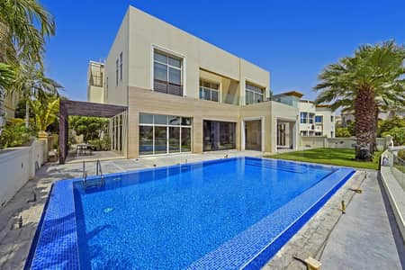 Lake View Private Villa 6 Bed in Emirates Hills