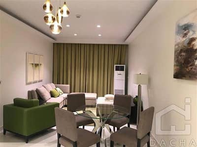 Dubai South Furnished Hotel Apts 30/70 plan