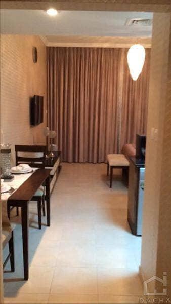 Burj Al Nujoom Fully Furnished Studio for Sale