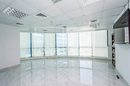 Fitted furnished office l Jumeirah Bay X2