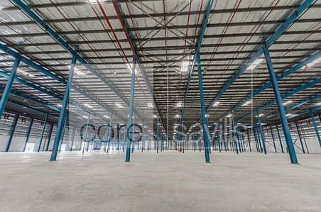Brand new warehouse+ office |Jafza South