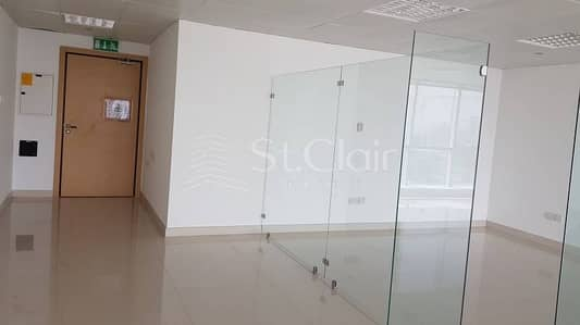 Partitioned office for rent in JBC 2