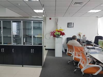 Furnished office Near Metro station