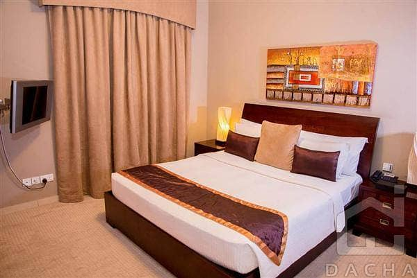 5 Free Cooling -1Yr - Barsha 1 fully furnished 2Br