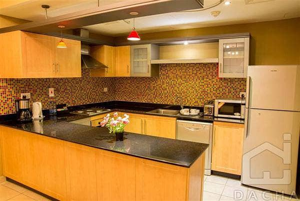 6 Free Cooling -1Yr - Barsha 1 fully furnished 2Br