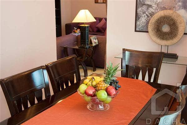 8 Free Cooling -1Yr - Barsha 1 fully furnished 2Br