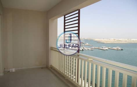 1 Bedroom Flat for Rent in Mina Al Arab, Ras Al Khaimah - 1 BHK Apartment with Sea View in Mina Al Arab.