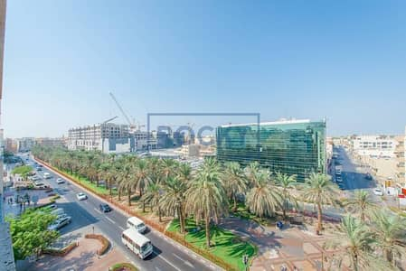 Central Split A/C Office Space|Parking|Deira