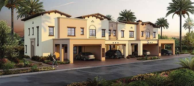 Mira Oasis 3 BR + M Row Villa Close to Pool and Park