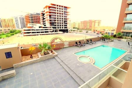 Luxury 2 BHK with Pool View In Platinum