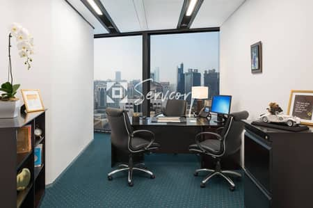 Fully Furnished 5 Star Offices in WTC Abu Dhabi