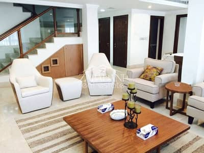 Beautifully Furnished 4 Bedroom Podium Villa for Sale