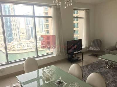 Fully furnished I 2 Bed I Marina view