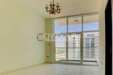 Ready to Move in   1 BR with Courtyard View   Dubai Studio