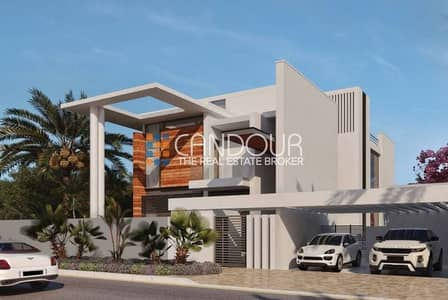 Corner Plot with Big Garden| Book at 5 % Only | Yas Island