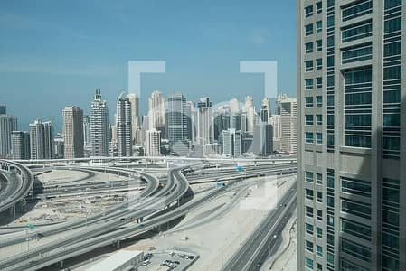 Office for Rent in Jumeirah Lake Towers (JLT), Dubai - AED 37sq.ft. | Full Floor | Dome Tower