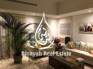5 BR for rent  Dubai Style Community view