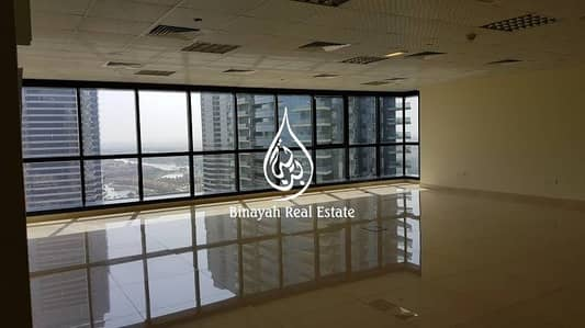 Fully Fitted Office for Rent  in  JLT