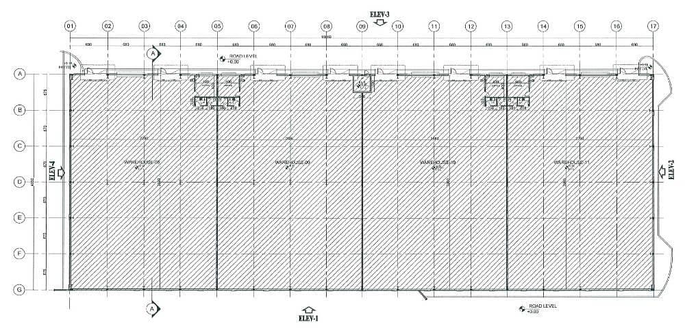 9 Warehouse Floor Plan