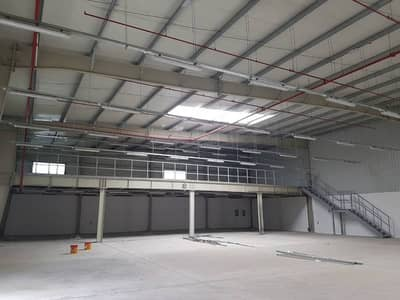 Warehouse for Rent in Mussafah, Abu Dhabi - Warehouse 1