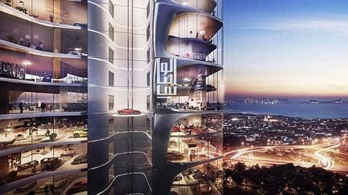 Magnificent Studio Combine Breathtaking Dubai Canal View