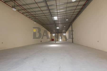 Warehouse for Rent in Emirates Modern Industrial Area, Umm Al Quwain - Warehouse close to E311