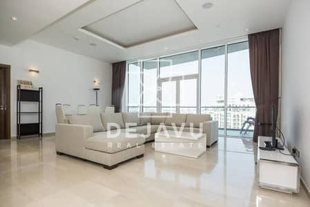 2 Bed plus Guest Room |  Luxury Furnished | Sea View
