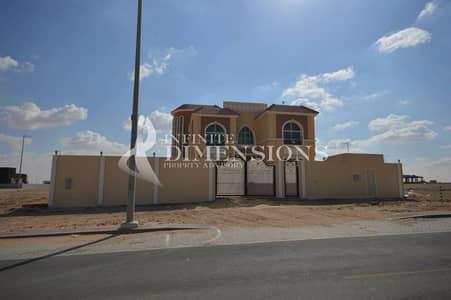 Afordable and Huge 8 Bedroom Independent Villa in South Al Shamkha