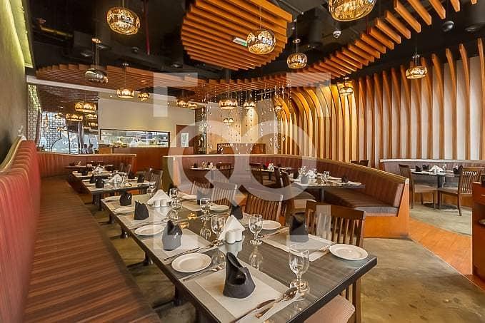 2 Running Restaurant | Business Bay | Perfect Location